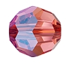 Swarovski 5000 Round Bead 4mm Rose Peach Shimmer