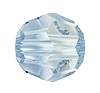 Swarovski 5000 Round Bead 10mm Crystal Blue Shade