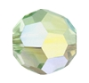 Swarovski 5000 Round Bead 8mm Chrysolite AB Full Coating (288 Pieces)