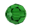 Swarovski 5000 Round Bead 4mm Fern Green