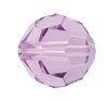 Swarovski 5000 Round Bead 10mm Light Amethyst