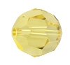 Swarovski 5000 Round Bead 10mm Light Topaz