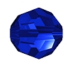 Swarovski 5000 Round Bead 10mm Majestic Blue