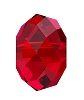 Swarovski 5040 Briolette Bead 8mm Scarlet (288 Pieces)