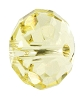 Swarovski 5040 Briolette Bead 6mm Jonquil (360 Pieces)
