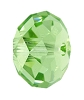 Swarovski 5040 Briolette Bead 6mm Peridot (360 Pieces)