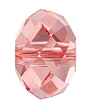 Swarovski 5040 Briolette Bead 8mm Rose Peach (288 Pieces)