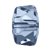 Swarovski 5045 Angular Rondelle Bead 4mm Denim Blue (540 pieces)