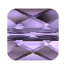 Swarovski 5053 Mini Square Bead 6mm Tanzanite (288 Pieces)