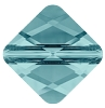 Swarovski 5054 Mini Rhombus Bead 6mm Light Turquoise (288 Pieces)