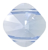 Swarovski 5180 Square (2-Hole) Bead 14x14mm Light Sapphire (144 Pieces)