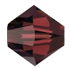 Swarovski 5328 Bicone Bead 3mm Burgundy