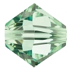 Swarovski 5328 Bicone Bead 3mm Chrysolite