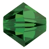 Swarovski 5328 Bicone Bead 3mm Fern Green