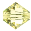 Swarovski 5328 Bicone Bead 5mm Jonquil (144 Pieces) - CLEARANCE