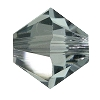 Swarovski 5328 Bicone Bead 4mm Light Azore Satin