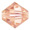 Swarovski 5328 Bicone Bead 8mm Light Peach