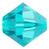 Swarovski 5328 Bicone Bead 3mm Light Turquoise