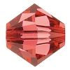 Swarovski 5328 Bicone Bead 5mm Padparadscha (144 Pieces) - CLEARANCE