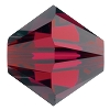 Swarovski 5328 Bicone Bead 3mm Ruby