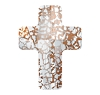 Swarovski 5378 Cross Bead 14mm Crystal Rose Patina (72 Pieces)