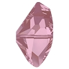 Swarovski 5556 Galactic Bead 11x19mm Crystal Antique Pink (96 Pieces)