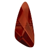 Swarovski 5590 Wing Bead 10x23mm Crystal Red Magma (36 Pieces)