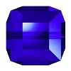 Swarovski 5601 Cube Bead 4mm Majestic Blue (288 Pieces)