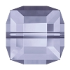 Swarovski 5601 Cube Bead 8mm Provence Lavender (96 Pieces)