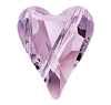 Swarovski 5743 Wild Heart Bead 12mm Violet (108 Pieces)