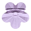 Swarovski 5744 Flower Bead 6mm Violet