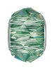 Swarovski 5948 BeCharmed Briolette Bead 14mm Chrysolite (12 Pieces)