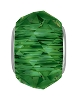 Swarovski 5948 BeCharmed Briolette Bead 14mm Fern Green