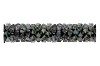Swarovski 5951 Fine Rocks Tube Bead (Without Ending) 30mm Crystal Paradise Shine