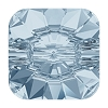 Swarovski 3009 Rivoli Square Crystal Button 10mm Crystal Blue Shade (144 Pieces)