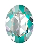 Swarovski 4120 Oval Fancy Stone 14x10mm Crystal Laguna DeLite (144 Pieces)