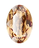 Swarovski 4120 Oval Fancy Stone 18x13mm Light Colorado Topaz