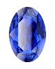 Swarovski 4120 Oval Fancy Stone 6x4mm Majestic Blue (360 Pieces)