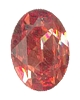 Swarovski 4120 Oval Fancy Stone 14x10mm Padparadscha (144 Pieces)