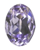 Swarovski 4120 Oval Fancy Stone 14x10mm Provence Lavender (144 Pieces)