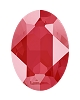 Swarovski 4120 Oval Fancy Stone 14x10mm Crystal Royal Red (144 Pieces)