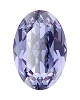 Swarovski 4120 Oval Fancy Stone 14x10mm Tanzanite (144 Pieces)