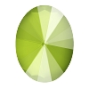 Swarovski 4122 Oval Rivoli Fancy Stone 8x6mm Crystal Lime (180 Pieces)