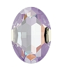 Swarovski 4127 Large Oval Fancy Stone 30x22mm Crystal Lavender DeLite