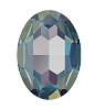 Swarovski 4127 Large Oval Fancy Stone 30x22mm Crystal Royal Blue DeLite