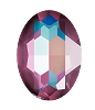 Swarovski 4127 Large Oval Fancy Stone 30x22mm Crystal Burgundy DeLite
