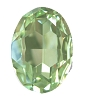 Swarovski 4127 Large Oval Fancy Stone 30x22mm Chrysolite