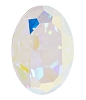 Swarovski 4127 Large Oval Fancy Stone 30x22mm Crystal AB