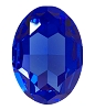 Swarovski 4127 Large Oval Fancy Stone 30x22mm Majestic Blue