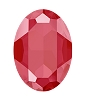 Swarovski 4127 Large Oval Fancy Stone 30x22mm Crystal Royal Red
